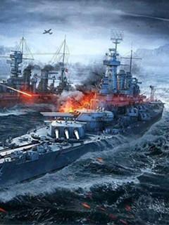 就算是战舰也要当主角